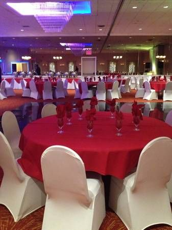 Beautiful Banquet Hall For Weddings, Sweet 16, Corporate Events, Baby  Showers. Bridal