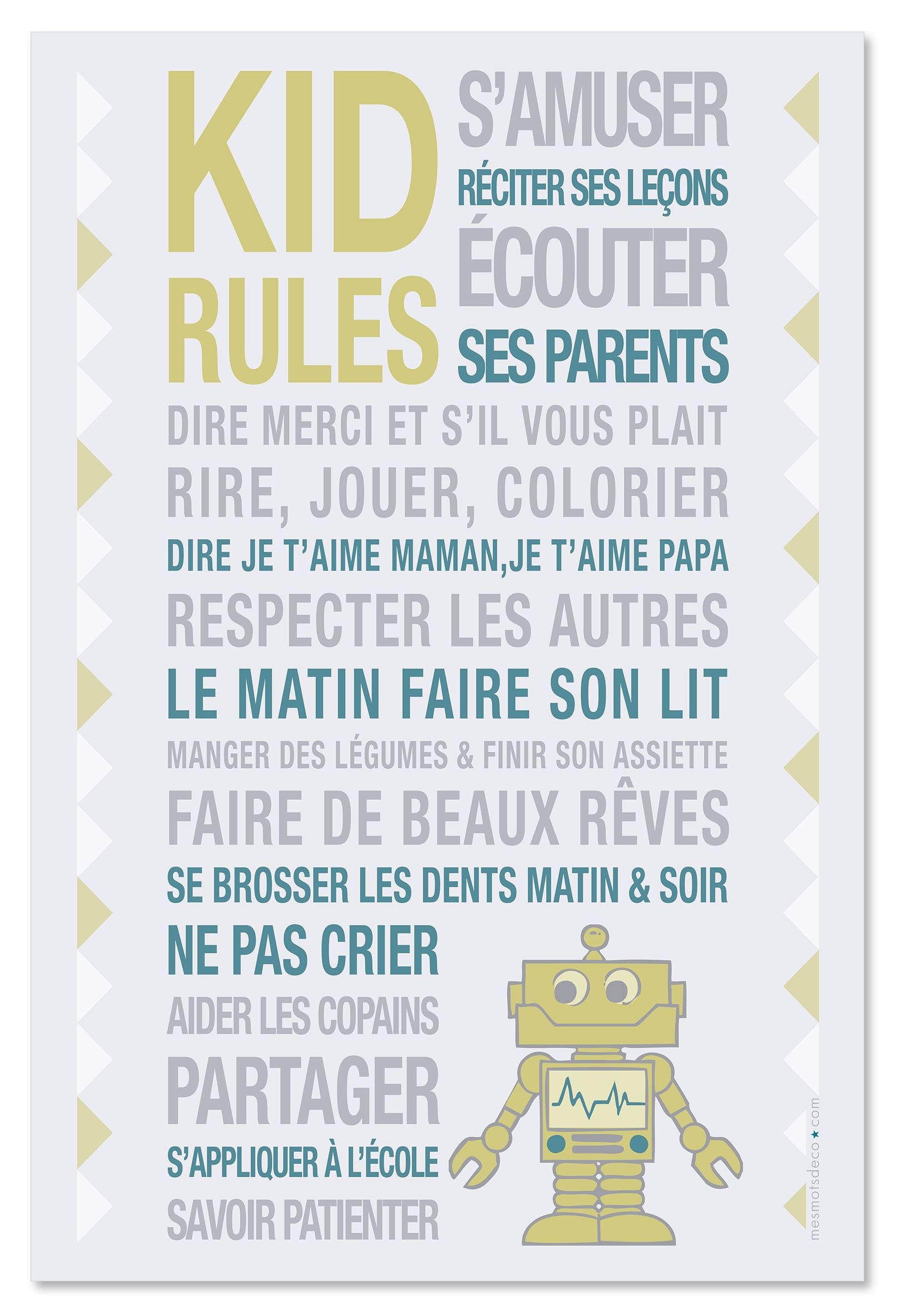 affiche adh sive sticker g ant poster autocollant d co enfant dan. Black Bedroom Furniture Sets. Home Design Ideas