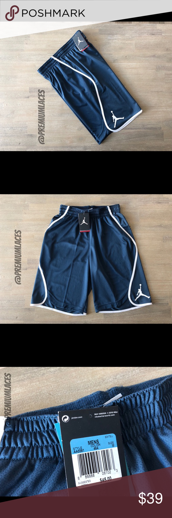 5e4161ff353ba1 AIR JORDAN FLIGHT VICTORY BASKETBALL SHORTS 🔘 Brand new with tags! 🔘 All  inventory is