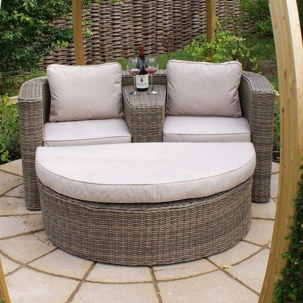 Winchester Rattan Love Seat | Sandalye | Pinterest