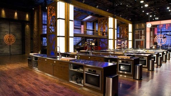 Masterchef Kitchen Google Pretrazivanje Chefs Kitchen Design