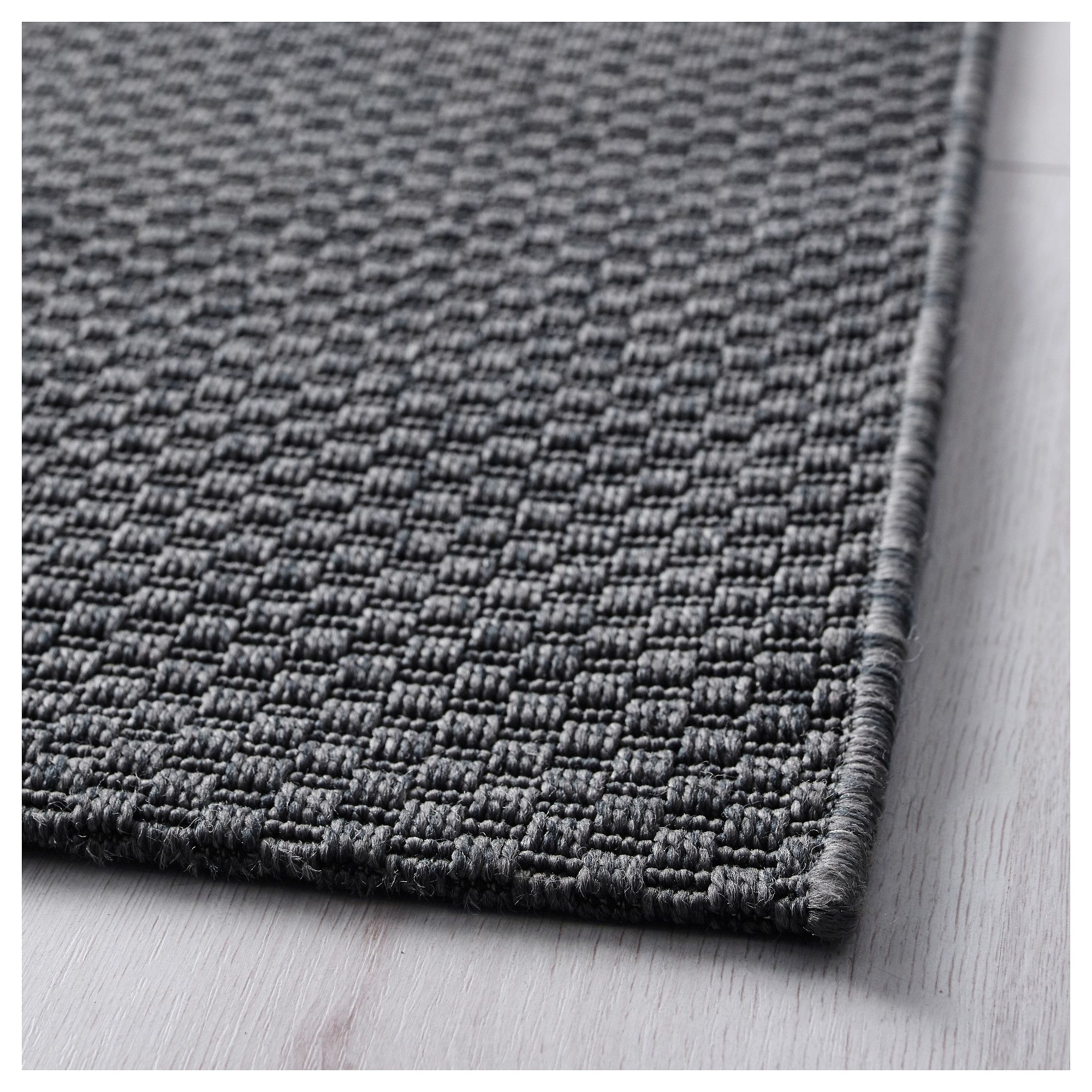 Outdoor Teppich 80 X 160 Morum Rug Flatwoven In Outdoor Dark Grey Ikea New Apartment