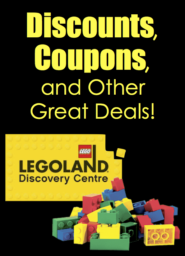 legoland coupons dallas tx