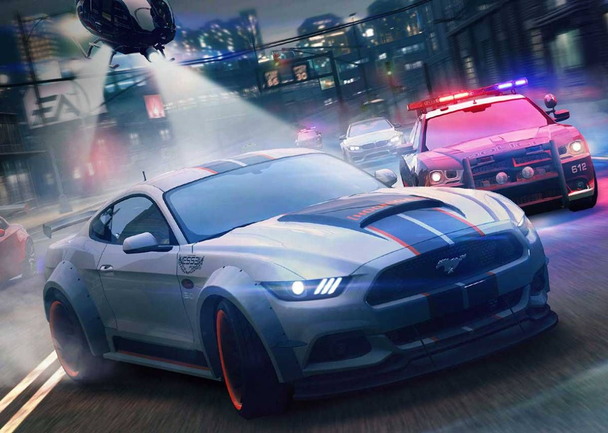 Need For Speed At Last Musttech News Need For Speed Games