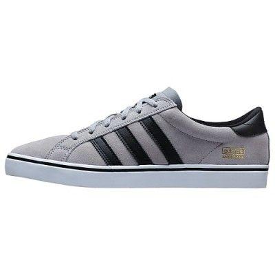 best cheap b6960 705d1 Tênis Adidas Mens Americana Vin Low Shoes Black Running White G98109  Tenis Adidas