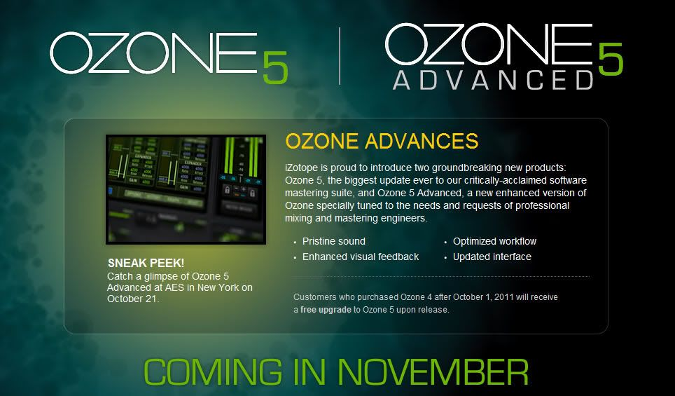 izotope ozone 4 presets download