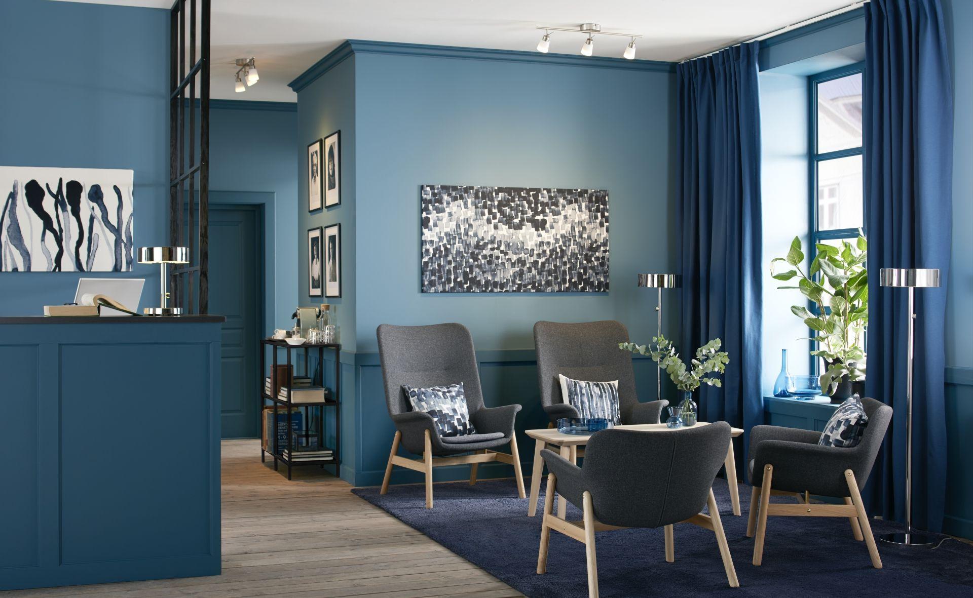 vedbo fauteuil met hoge rugleuning ikea ikeanl ikeanederland nieuw stoel woonkamer kamer interieur wooninterieur inspiratie