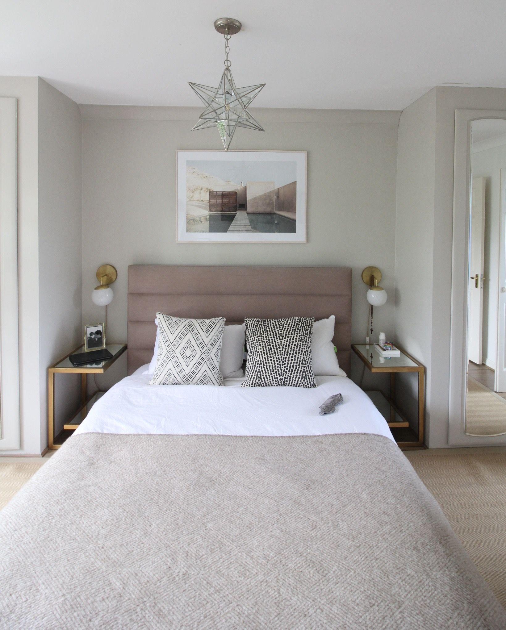 Minimalist neutral bedroom decor in 2020 | Neutral bedroom ... on Neutral Minimalist Bedroom Ideas  id=97178
