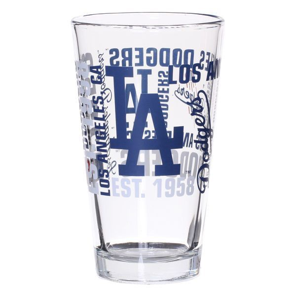 Los Angeles Dodgers 16oz. Spirit Pint Glass