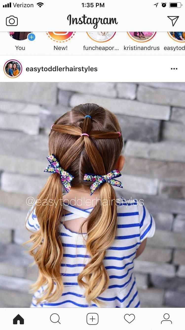 Simple Hairstyles For Fine Hair With Braids Erin Elizabeth Youtube Hey Guys It S Been A Whil Braided Hairstyles Easy Girl Hair Dos Toddler Hairstyles Girl