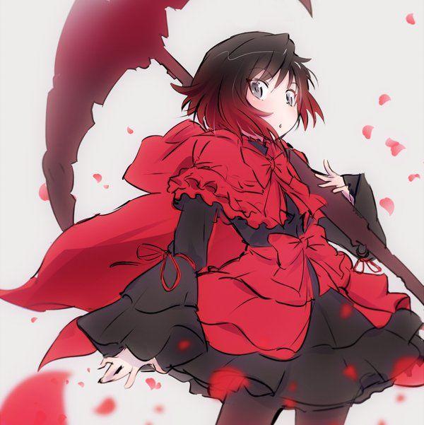 Rwby ruby rose rwby pinterest clothes rwby and - Rwby ruby rose fanart ...