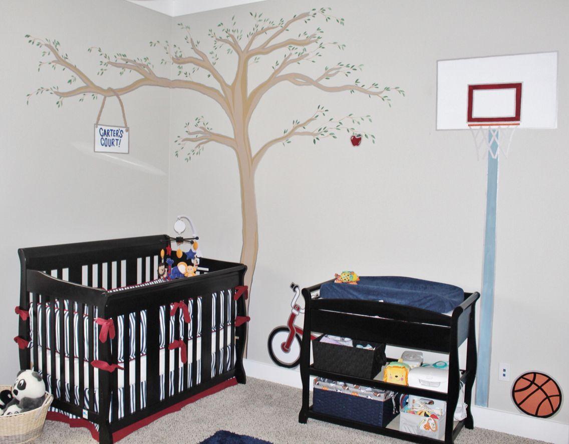 Cameretta Bebè ~ Oltre fantastiche idee su cameretta bebè a tema pallacanestro