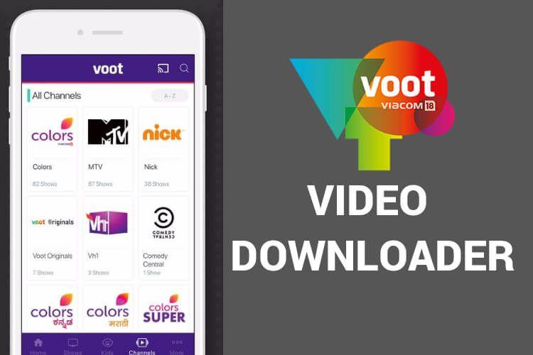 Voot Video Downloader Download Videos From Voot 100 Working