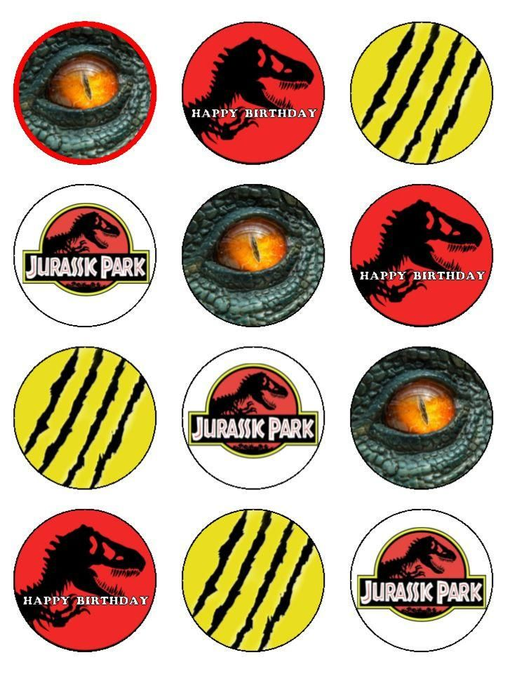 Pin by Crafty Annabelle on Dinosaurs Printables | Edible ...