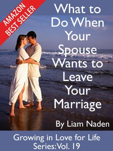 Husband wants to leave marriage