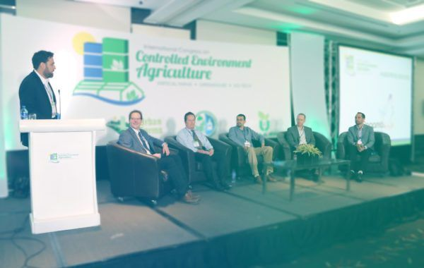 Why the International Congress for Controlled Environment Agriculture 2017?