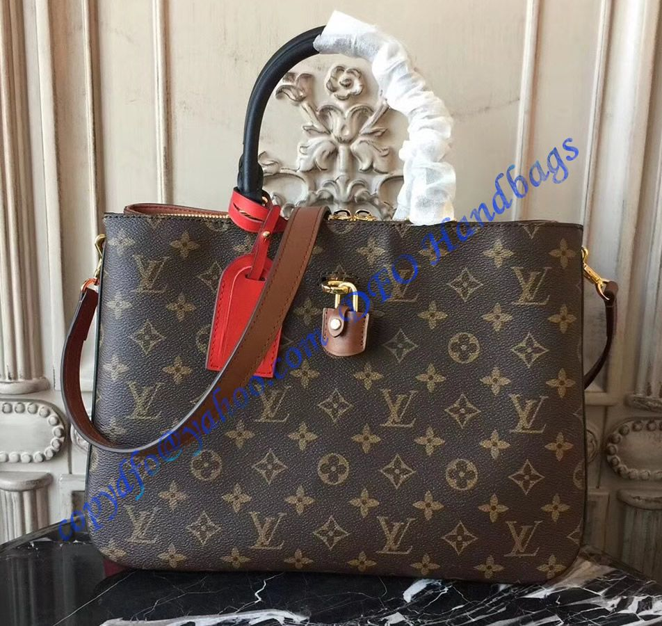 df41fe86bb8a Don t miss the Louis Vuitton Monogram Canvas Millefeuille M44254. Sales at  USD 378. Free International Shipping.