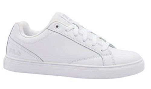 fab472940ff6d Fila Womens Leather Sneakers Verrone White Athletic Women's Tennis ...