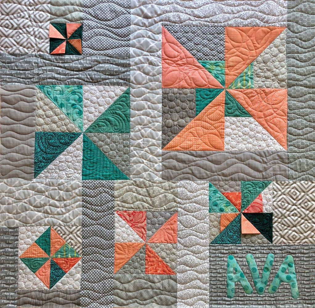 Quilting The Quilt: Which Way Doth The Wind Blow