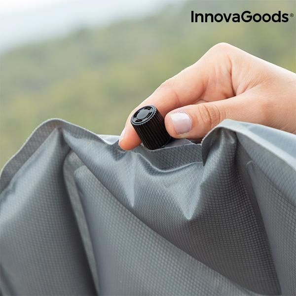Matelas et oreiller gonflables Ultralight InnovaGoods