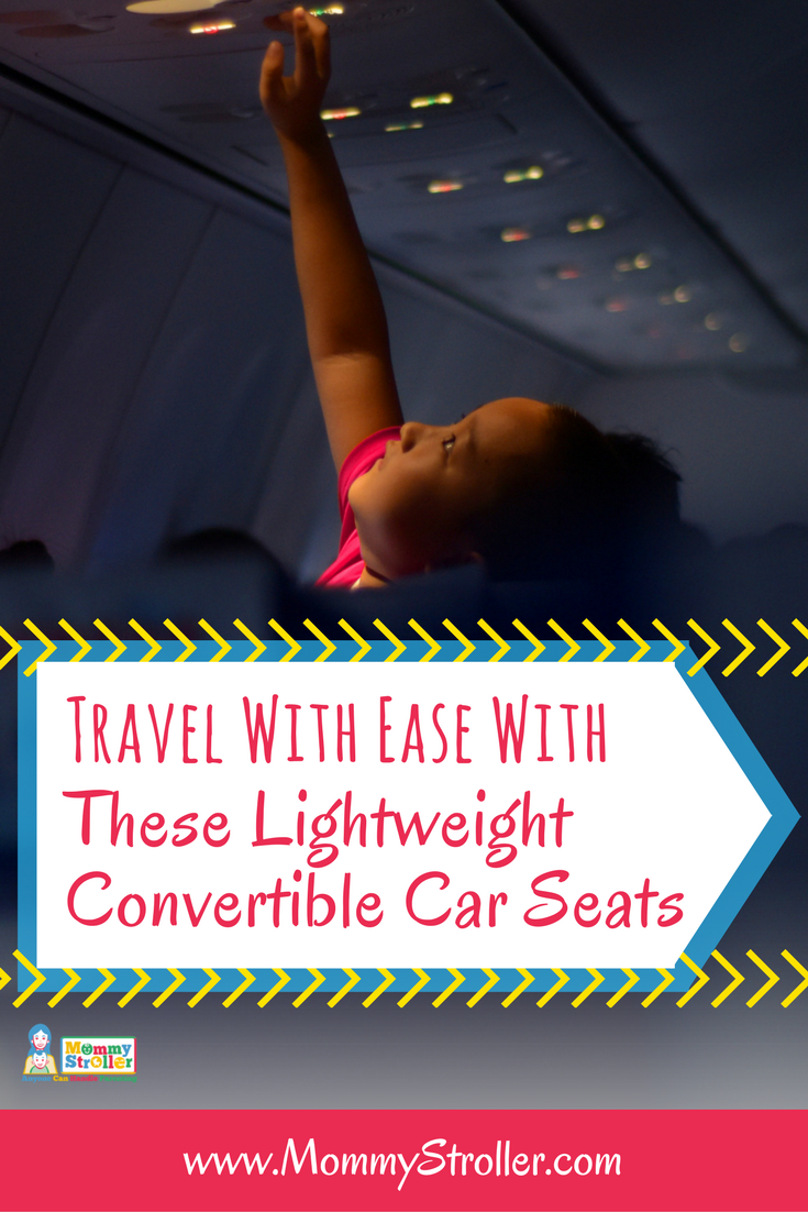 A Guide To Selecting The Best Lightweight Convertible Car Seat For Air Travel