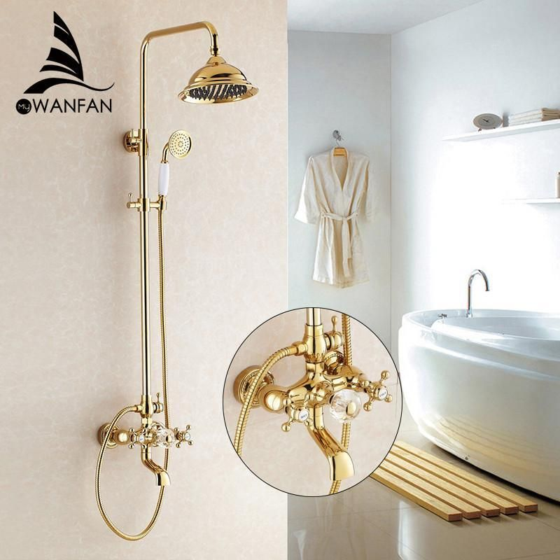 Type Bath Shower Faucets Wall Mounted Brand Name My Wanfan
