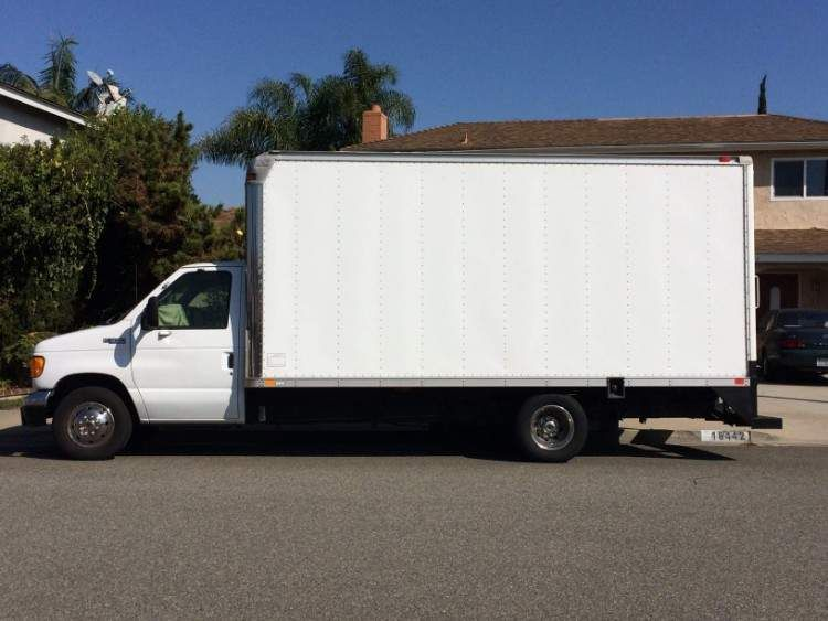 Ford Box Van W Hydramaster Maxx 470 Used Carpet Cleaning