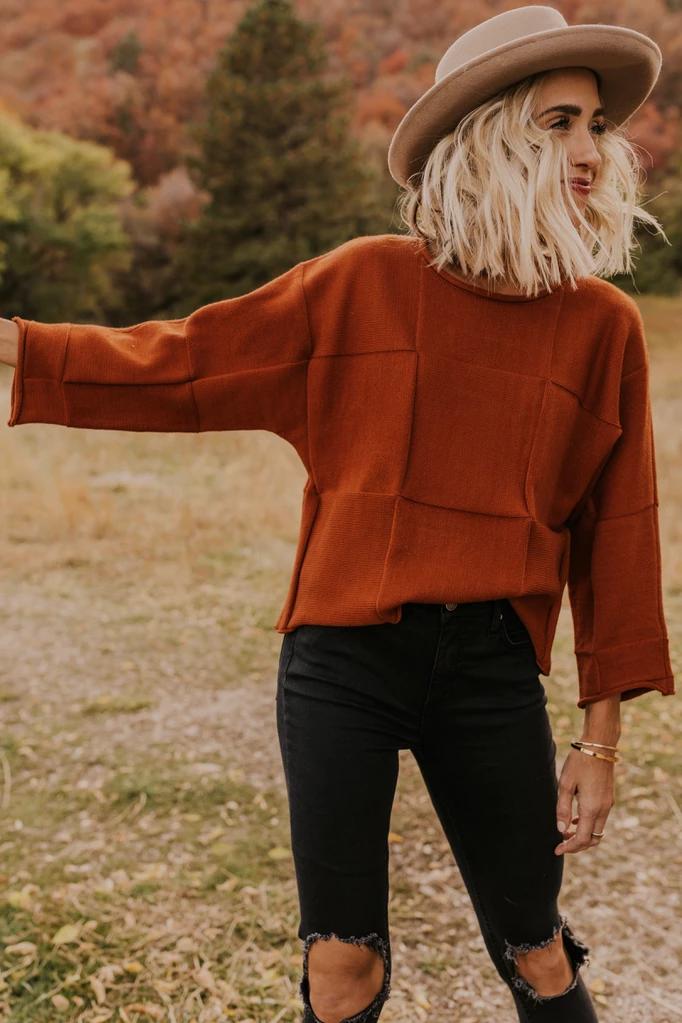 The Calpurnia Sweater