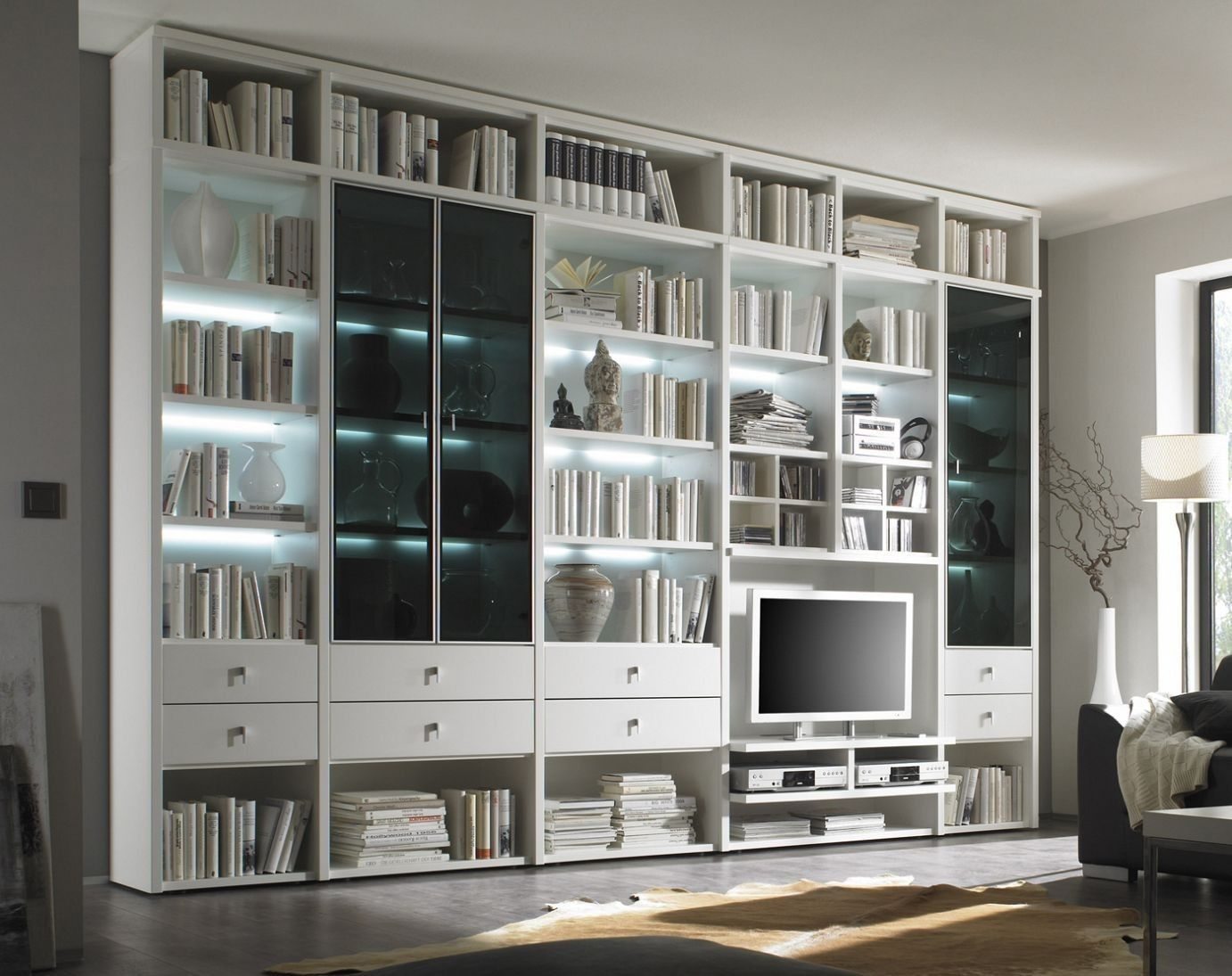 Pin By Sara Ruter On Wohnzimmermobel Home Home Decor Shelving Unit