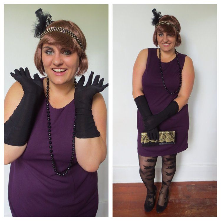 plus size costumes diy flapper girl costumes