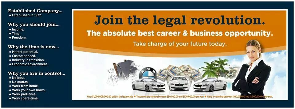 LegalShield Legal Shield Business opportunities