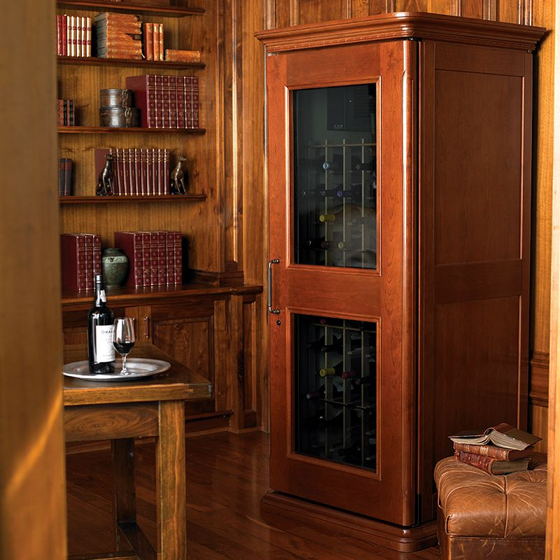 Le Cache 1400 European Country Wine Cabinet Storage In Provincial
