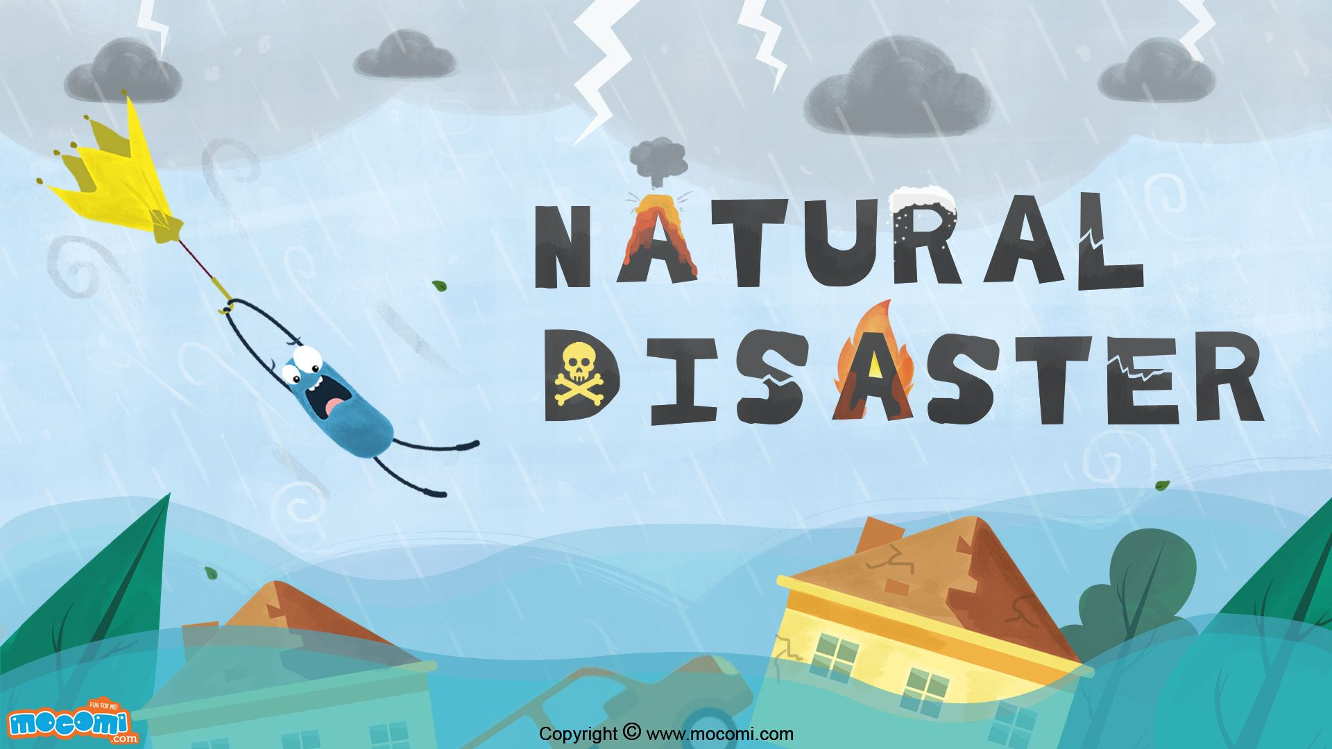 what is a natural disaster? - environment | environmental education