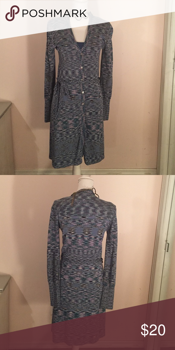 Arden B sweater/dress Dress / Sweater 38 inches long no  tags Arden B Dresses Midi