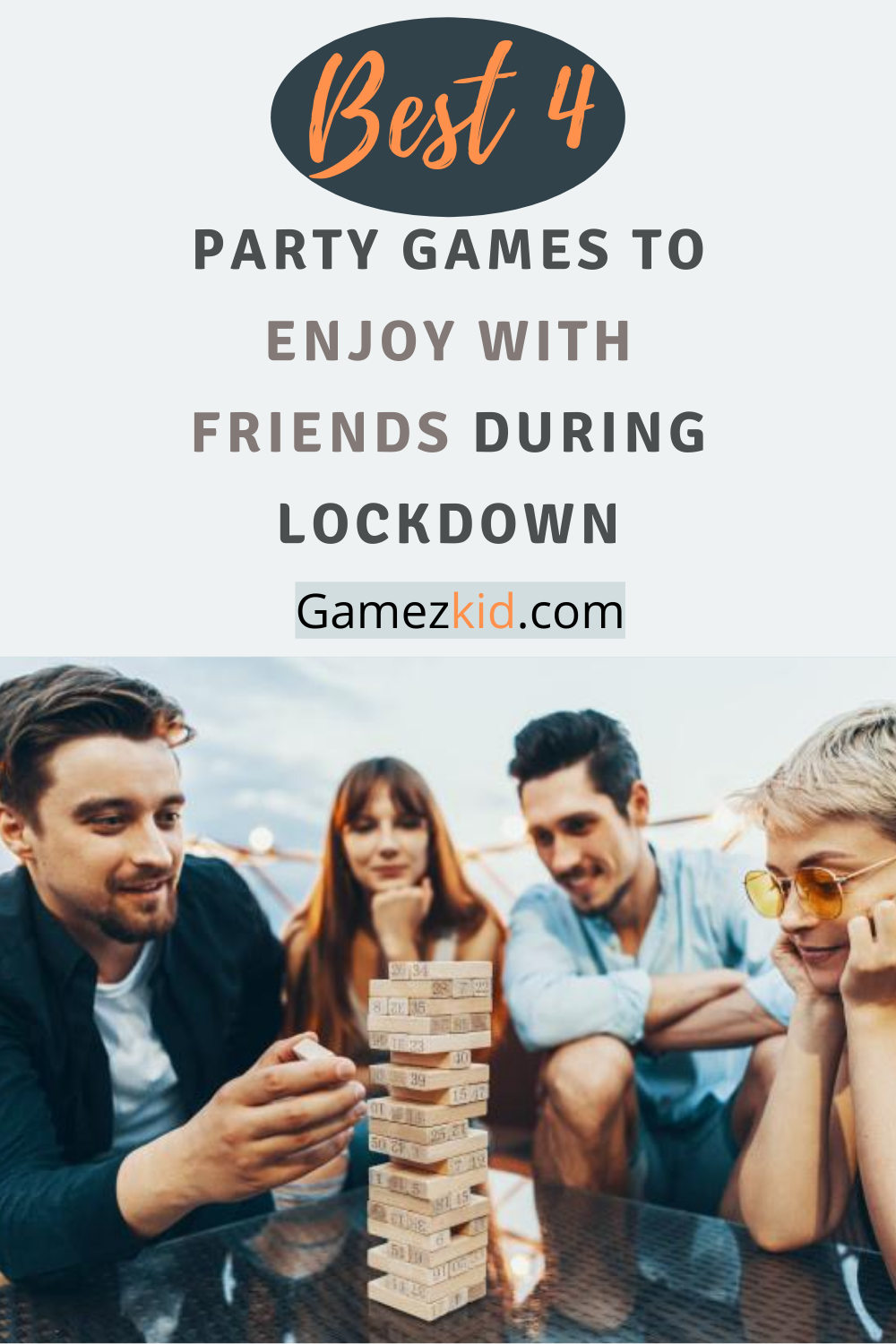 Top 4 Party Games To Enjoy With Friends During Lockdown in