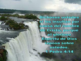 Biblia Paisajes Y Maravillas 1 Pedro 4 14 Palabra De Dios Biblia Nombres De Dios Biblia