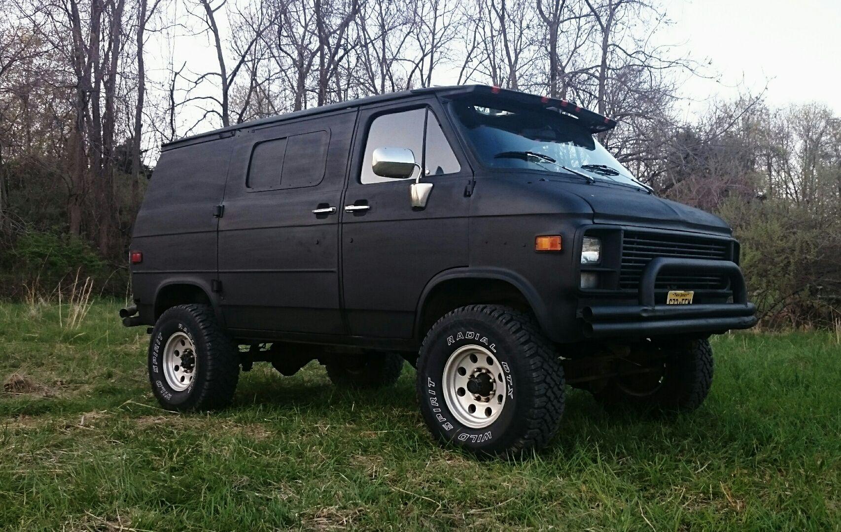Shorty 1983 Pathfinder 4x4 Chevy Van G30 Chevy Van Gmc Vans