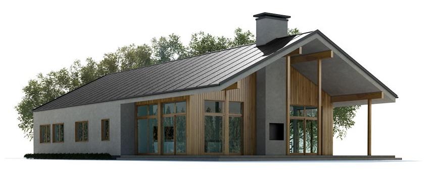 House Plan Ch333 Barn House Plans Sip House Modern House Plans
