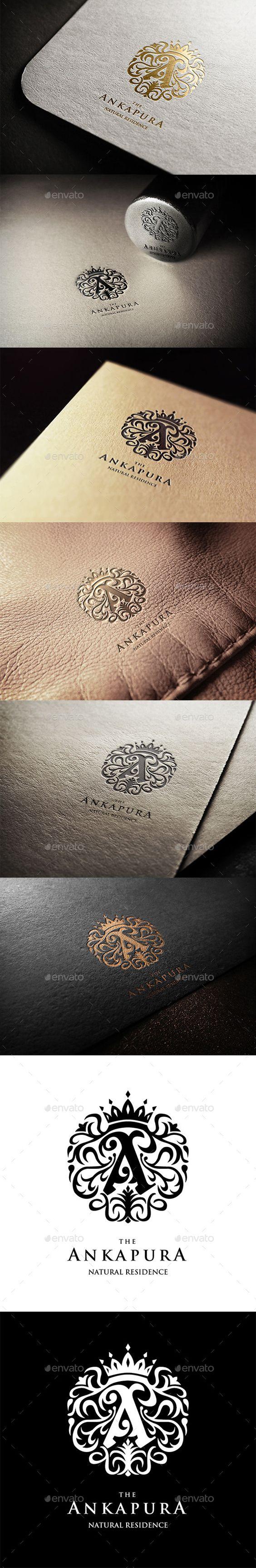 Angkapura Residence Logo Template design logotype