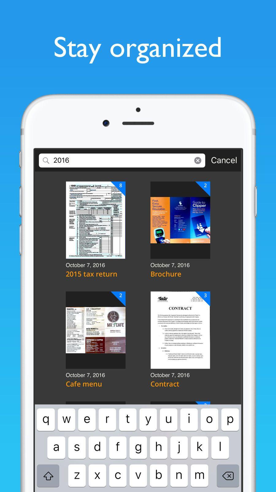 JotNot Scanner App Pro LLCBusinessiosProductivity