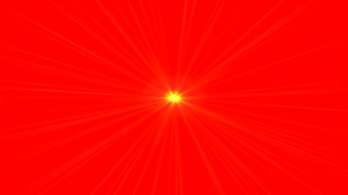 Front Red Lens Flare PNG Image Eyes meme, Light flare