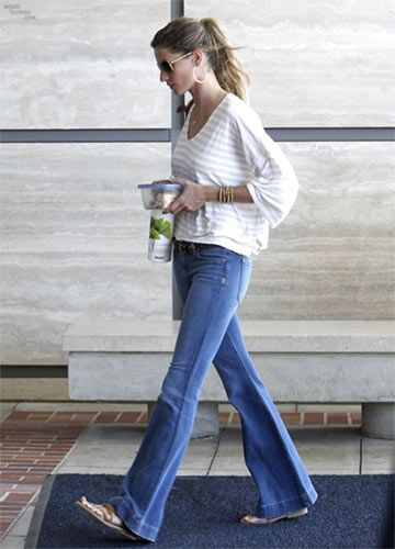 that's it, I'm converted. Get me some flares now! | love the look ...