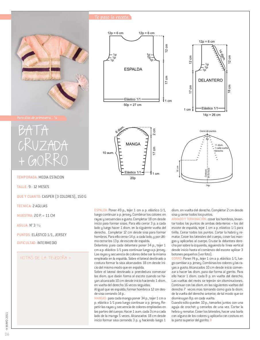 Pin de Eva en Pletieme pre deti - knitting | Pinterest | Tejido ...