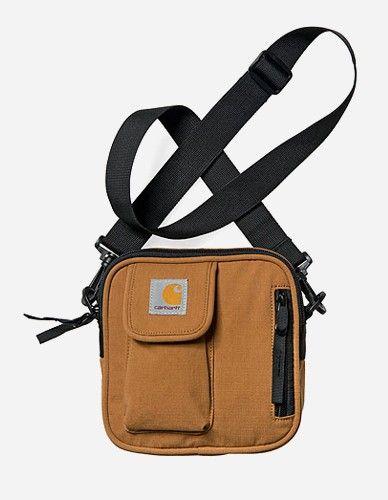 b49c4b325 Carhartt - Essentials Bag Small hamilton brown