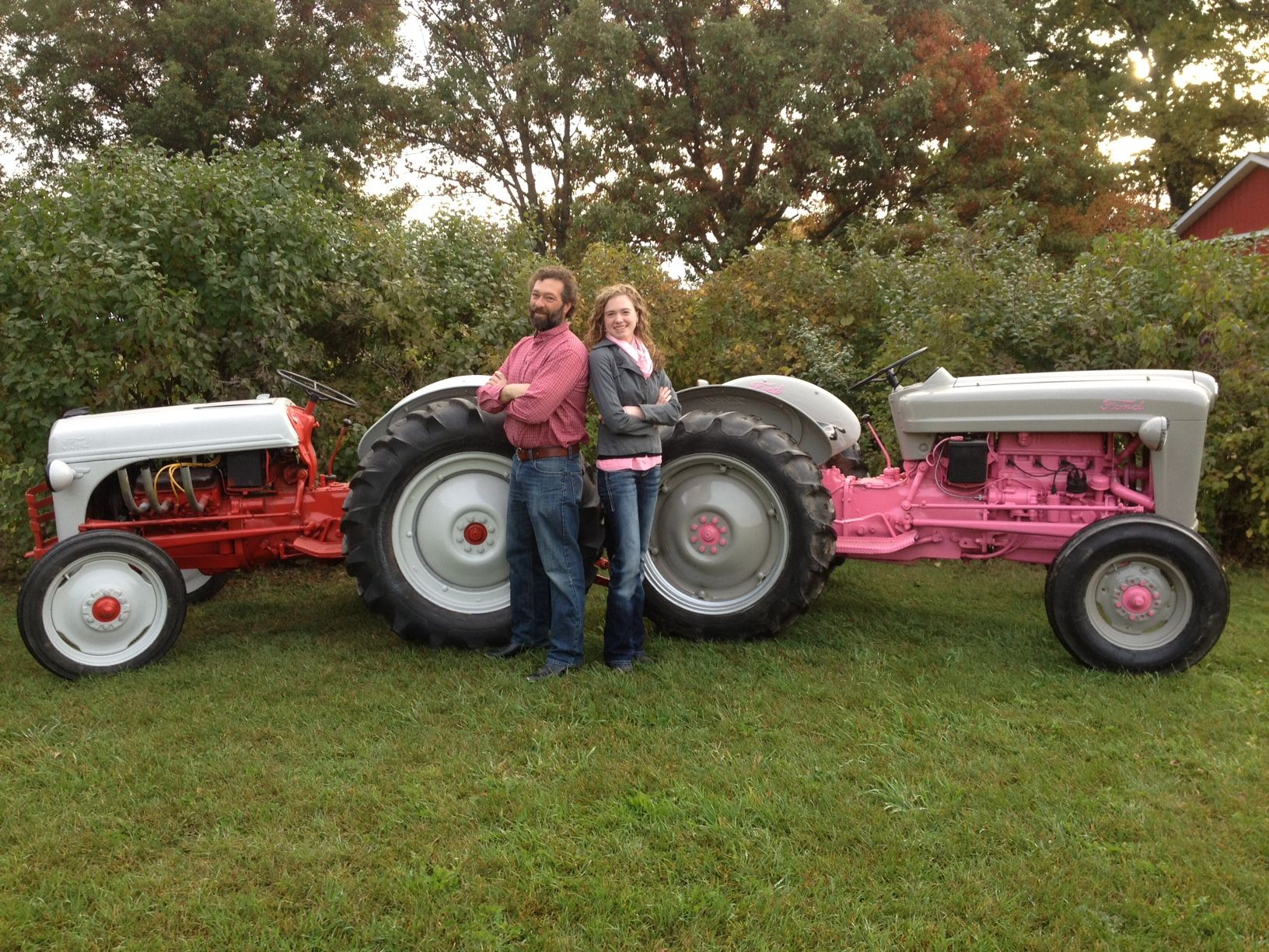Pin By Rem870wingman On Ford Tractors