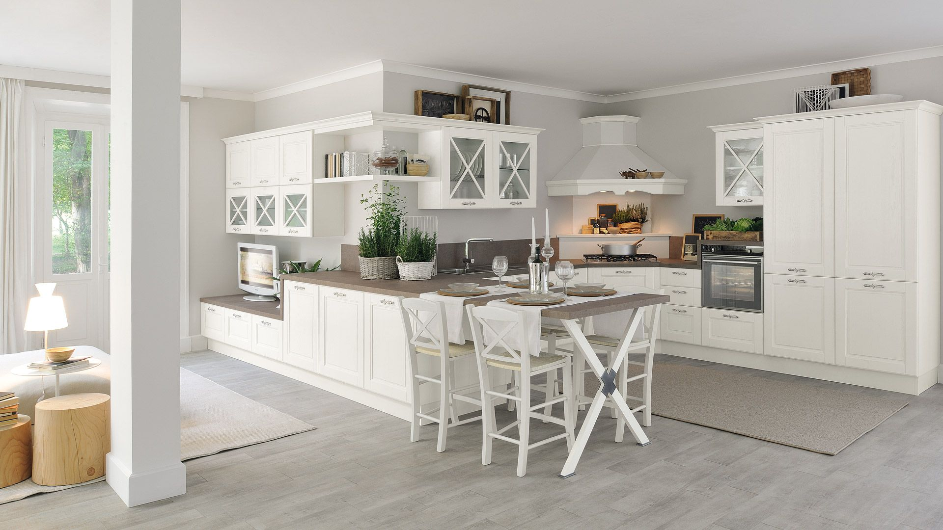 Agnese - Cucine Classiche - Cucine Lube | Cucine | Pinterest | Kitchens