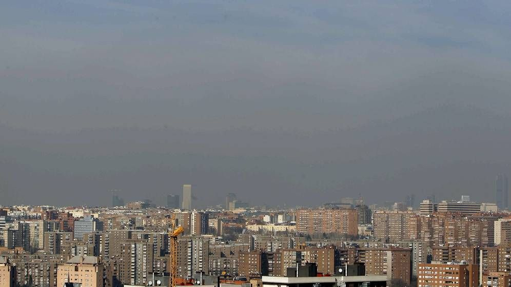 Foto  Contaminación en Madrid. (EFE) fb5ea8ddbe7