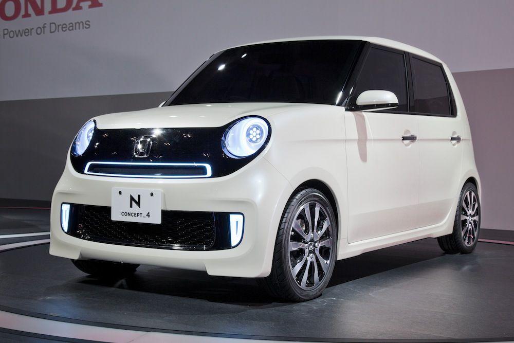 2012 Honda N Box Concept : Concept Cars | Drive Away 2Day ...