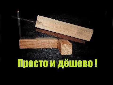 Фуганок как идеальный инструмент для гладкого