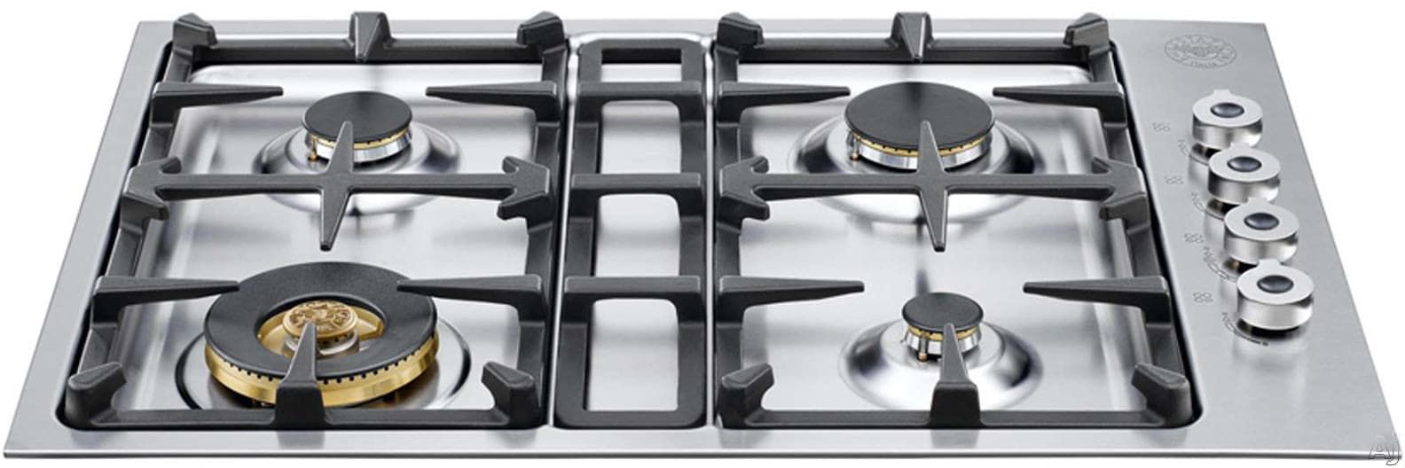 Bertazzoni Professional Series Qb30400x Gas Cooktop Cooktop Single Burner Propane Stove